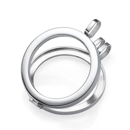 Zilveren Muntmedaillon - 1