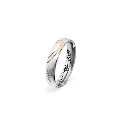 Vrouwen Ring - Halve Harten