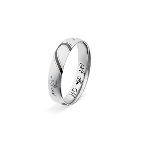 Mannen Ring - Halve Harten