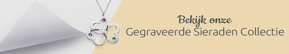 Ketting Graveren Collectie
