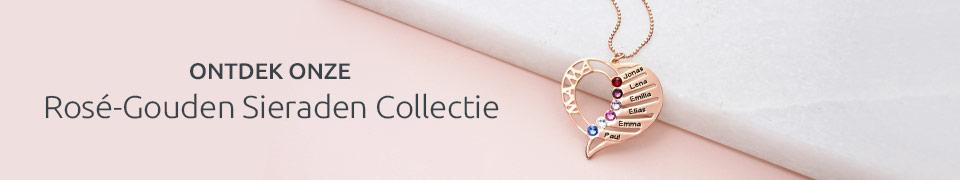 Rosé-Gouden Sieraden, Tijdloos & Elegant