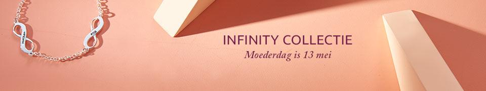 Infinity Ketting en Sieraden