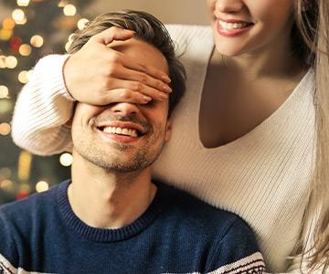 Gepersonaliseerde kerstcadeaus voor mannen