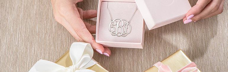 Monogram Juwelen voor Kerstmis
