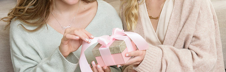 Gepersonaliseerde Kerst Geschenken voor Haar