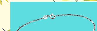 Gegraveerde Zilveren Infinity Armband