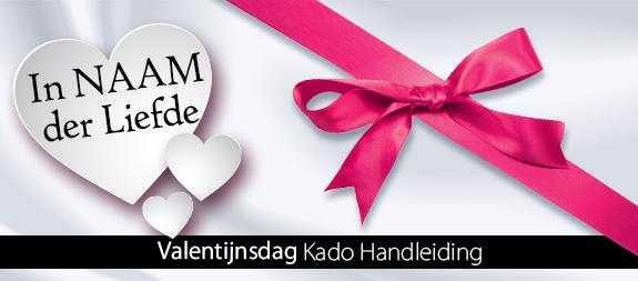 In NAAM der Liefde! Koop Nu voor Valentijnsdag.