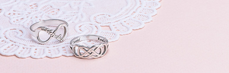 De Infinity-Ring: Een heel bijzonder sieraad met vele betekenissen