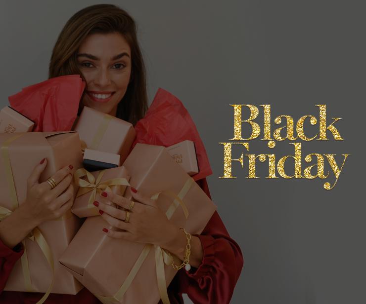 Mittnavnesmykke Black Friday Sale 2020