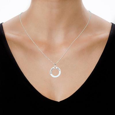 Circle of Love-smykke i sølv - 1