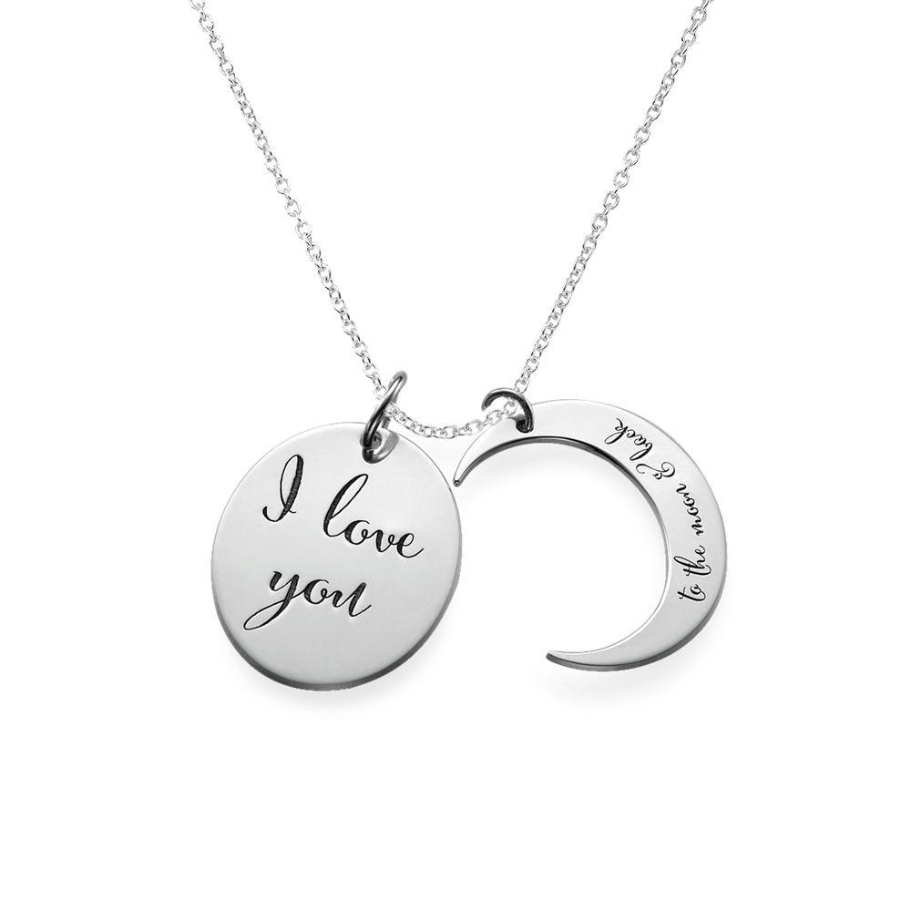 Jeg elsker deg til månen og tilbake -smykket - 1