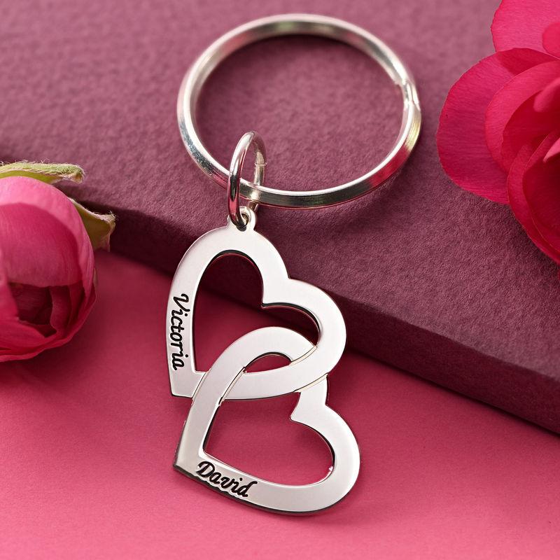 Hjerte i Hjerte-nøkkelring - 2