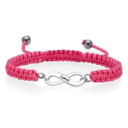 Infinity-armbånd til par - 3