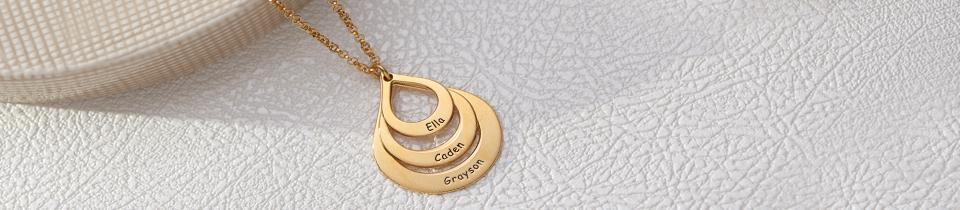 Forgylte Smykker luksuriøs og trendy