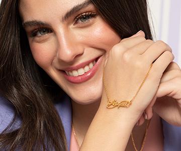 Den perfekte morsdagsgaven – personlige smykker