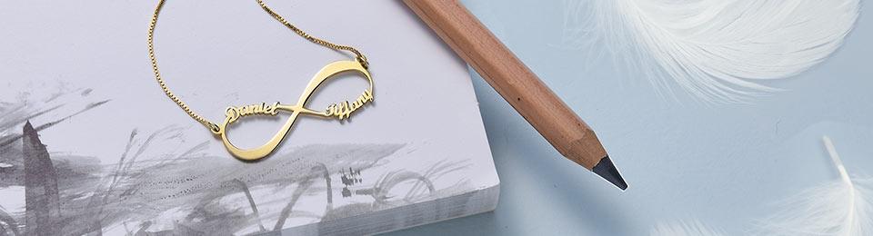 Hva er betydningen til et Infinity-smykke?