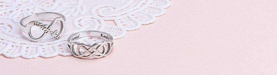 Infinity ring: Spesiell ring med mange betydninger