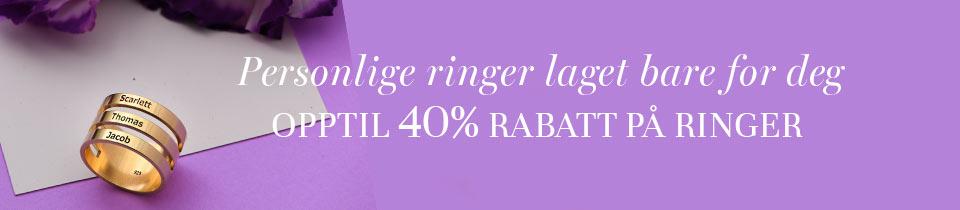 Graverte Ringer