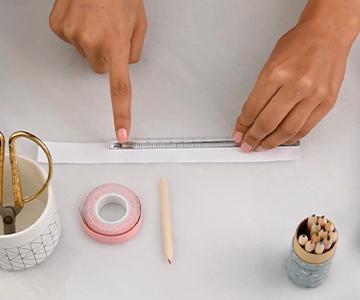 Måle armbånd størrelsen din