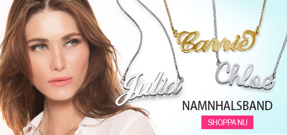 Name Necklace Collection