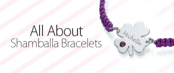 All about shamballa bracelets