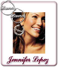 Jennifer Lopez Earrings