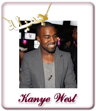 Kanye West Name Jewellery